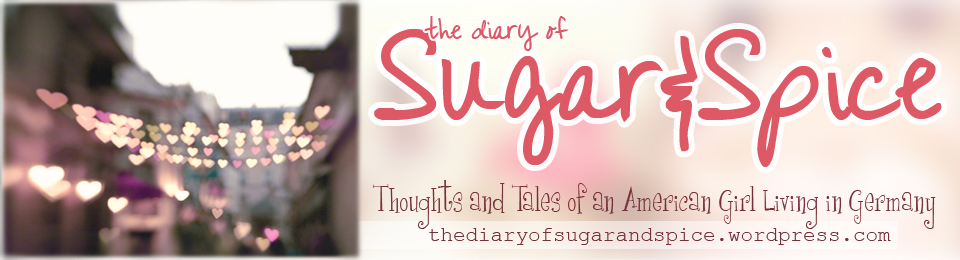 The Diary of Sugar and Spice