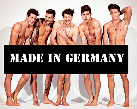 what are german men like in bed