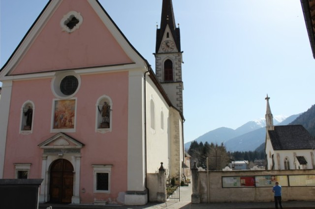The church in Italy
